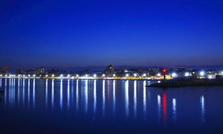 """Buscando la mejor fotografía de """"La hora Azul»"""