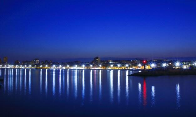 """Buscando la mejor fotografía de """"La hora Azul"""""""