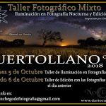 Taller: Iluminación en fotografía nocturna y postprocesado. Dario Cuesta