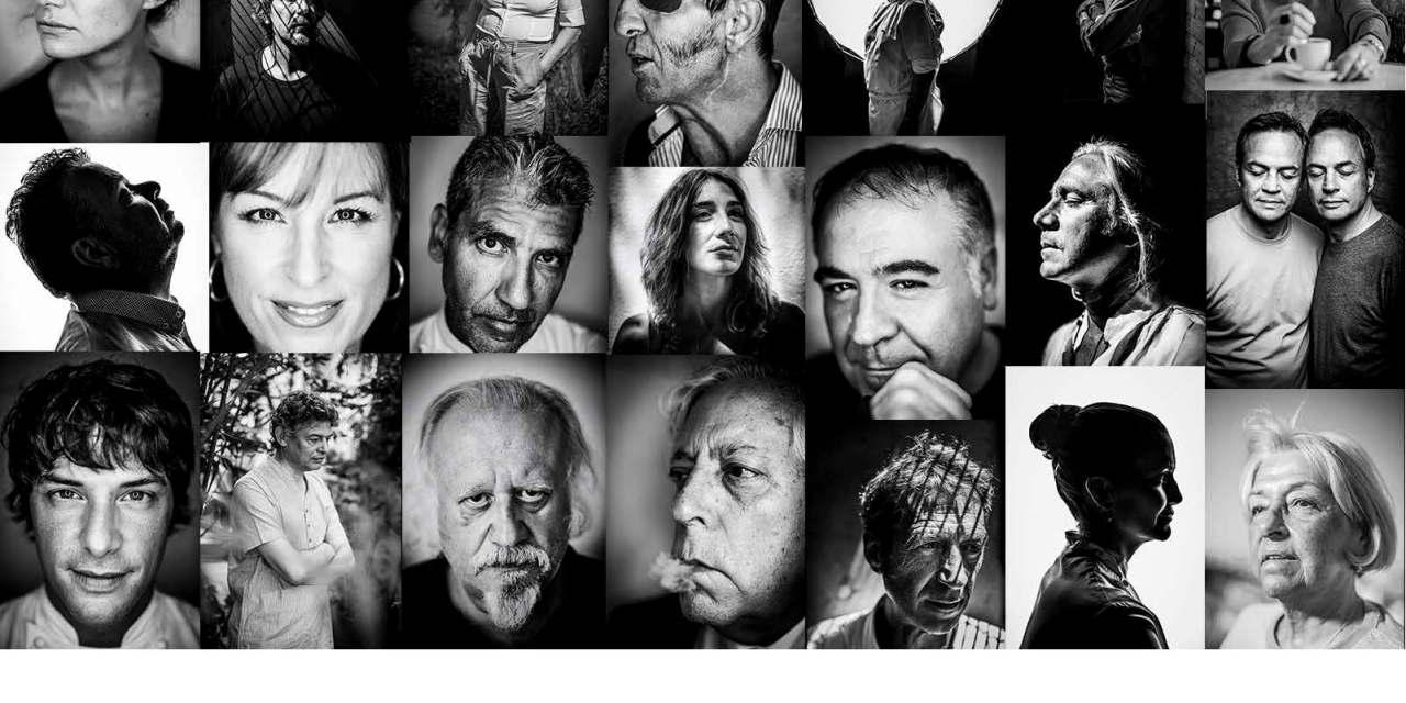"""Pablo Lorente """"Del fotoperiodismo al retrato editorial"""""""