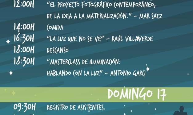 #Fotomanchegos2019 Programa