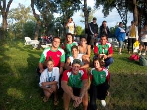 Natación: Destacada Actuación de Nadadores de Neptunia en la Vuelta a la Isla 2012