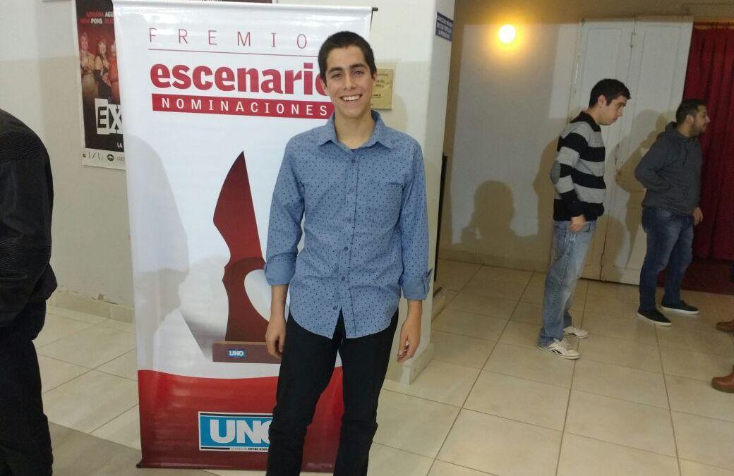 NATACION: Francisco Sanchez Euler – Revelación Deportiva 2016