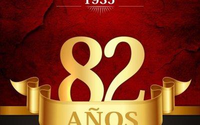 NEPTUNIA LLEGA A SUS 82 AÑOS DE VIDA