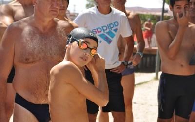 """NATACION: Francisco Valdez participara en el Campeonato """"Republica"""" de natación"""