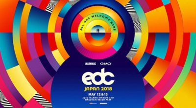 EDC2018-エレクリックデイジーカーニバル 2018