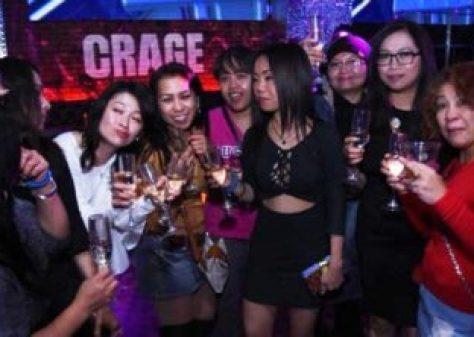 【町田クラブ】CRAGE - クラゲ、町田にナイトクラブ、それも超大型のクラブが出来るのは事件でした!そして未成年もOK、高校生ウェルカムな前代未聞なデイイベントで音楽の可能性があったクラブ