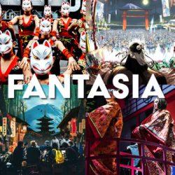 狐面の集団-ドレスコード-FANTASIA-幕張メッセ