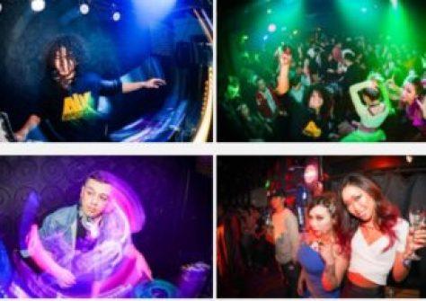 【大阪クラブ】PURE OSAKA - ピュア大阪は大阪で人気のヒップホップで有名なクラブ