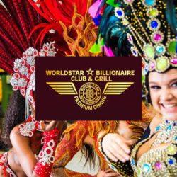 クラブワールドスタービリオネア六本木 - WORLDSTAR BILLIONAIRE CLUB & GRILL