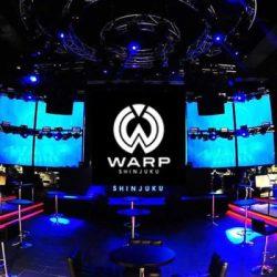 新宿クラブワープ – CLUB WARP SHINJUKU