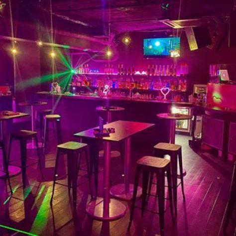 【高松・香川の人気クラブ】DJBAR、ミュージックスペースショック高松の店内はこんな感じ