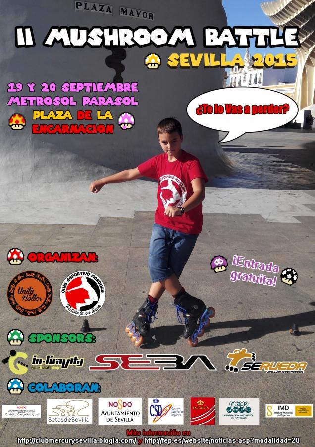 patinaje competicion Sevilla 2015