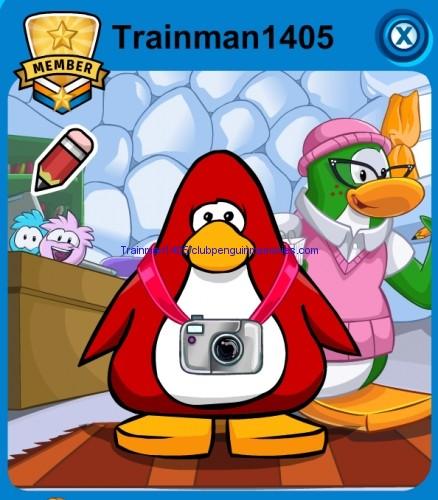 Aunt Arctic Waddling Around Club Penguin! (Everyone else left) (3/5)
