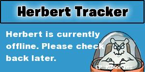 Club Penguin Herbert Tracker 2013 (1/2)