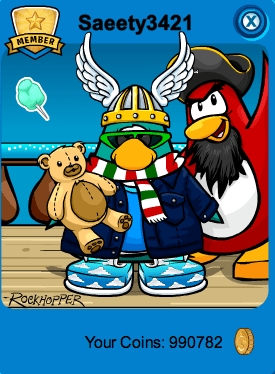 Get Rockhopper's background without meeting him! (4/4)
