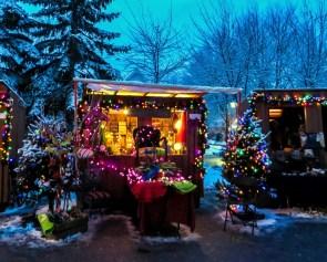 Marché champêtre de Noël