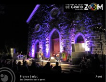 France Leduc - août