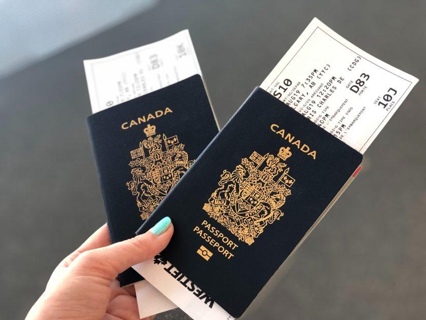 Jaimie Harmsen Passeport Canada