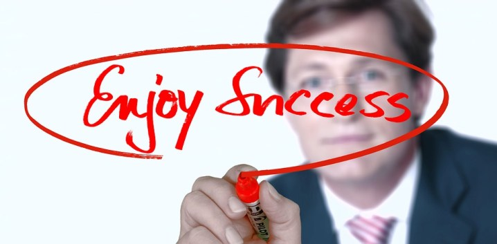 enjoy-success-pixabay-free - Confident Mindset & Marketing