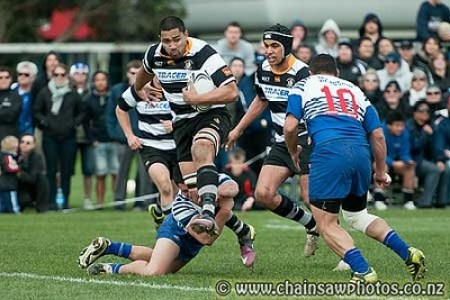 Wellington Club Rugby Event Photo Norths v Oriental Rongotai (Ories)Jubilee Cup final