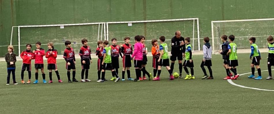 Otra Gran Tarde De Fútbol!