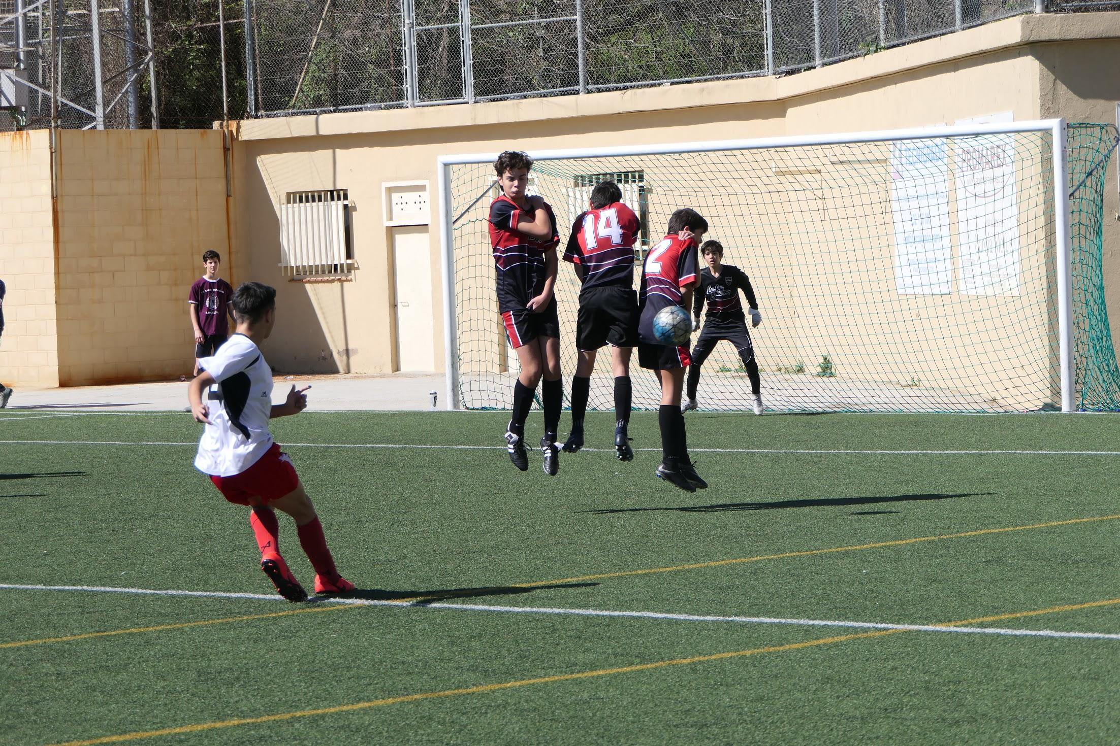 El CADET A Cedeix El Primer Empat De La Temporada Davant L'Hospitalense (3-3)