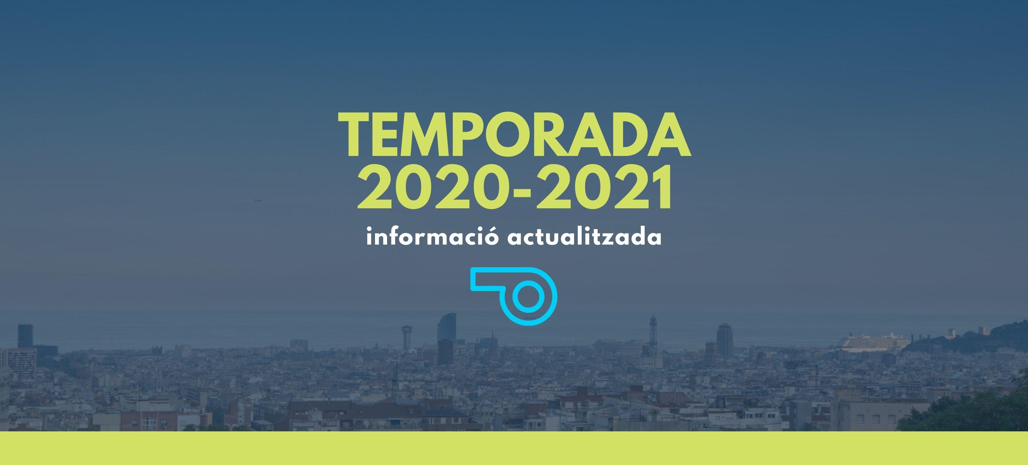 Temporada 2020-2021