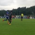 El primer equipo se enfrentará el miércoles al Real Club Deportivo juvenil