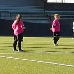 Las #GuerrerasSilvistas disputaron el partido aplazado ante Abellá (6-0)