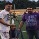 Cuatro goles de Joao Paulo resuelven el primer amistoso del #Silva1718