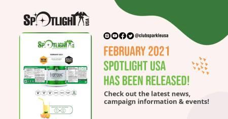 February 2021 Spotlight