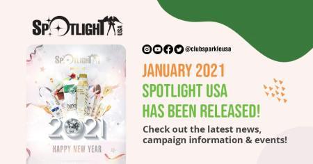 January 2021 Spotlight