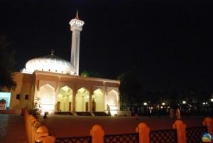 Bastakiya Mosque – Biały meczet