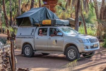 Afryka Zachodnia, Wertepy, Przygoda, Emocje, Namibia, Jeepami przez dziki kraj, Bezpośredni kontakt