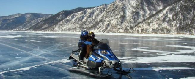 Baikal Lake'
