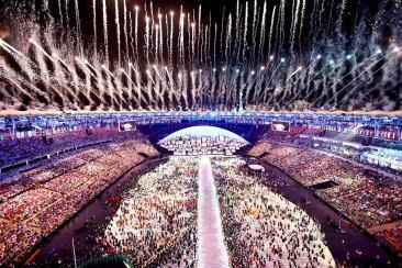 z20507681V,Rio-2016--Ceremonia-otwarcia-igrzysk-na-Maracanie-