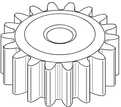 Spur Gear Diagram
