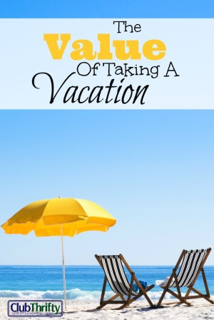 Vacation is the best thing since milk and cookies! While it may cost us a ton of money, going on vacation is essential for our well-being. Here's why!