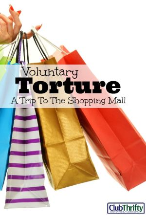 As much as we hate shopping, sometimes we go to the mall to find what what we need. Here's how we did just that...and why we immediately regretted it.