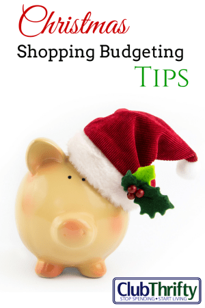 The holidays can be stressful enough without going overboard financially. Use these Christmas shopping budgeting tips to make the holidays festive.