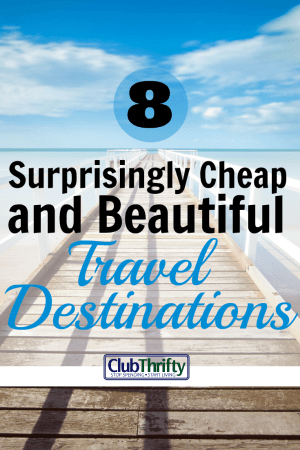 Finding cheap exotic vacations has become easier than ever. But where do you start? Try these 8 beautiful travel destinations for your next trip!