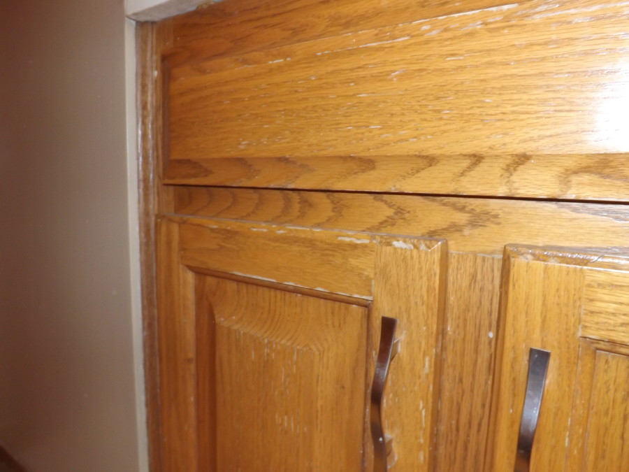 Ideal Pin It on Pinterest Club Thrifty My Frugal Bathroom Cabinet Remodel