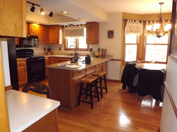 Fancy kitchen new