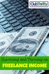 Keys to Surviving and Thriving with a Freelance Income