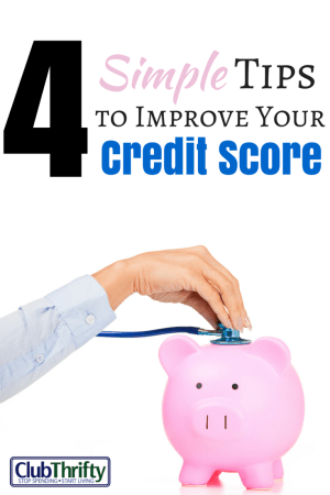 Taking care of your FICO score is more important than ever. Use these 4 simple tips to help improve your credit score and get the best rates available.