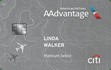 Citi AAdvantage Platinum Select 2