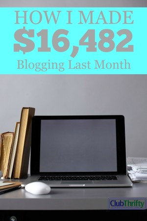 I made almost $16.5K blogging last month. Want to know how? Just click here to read my latest online income report.