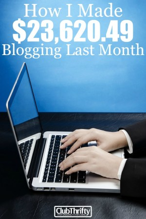 December was the best month ever for our online income! We made a whopping $23,620.49, all from blogging and online pursuits. Learn how we did it here!