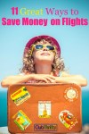 11 Easy Ways to Save Money on Flights